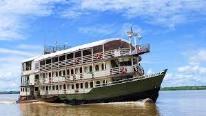 amazon riverboat adventure in peru south america g adventures