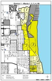 district 1 city of kenosha