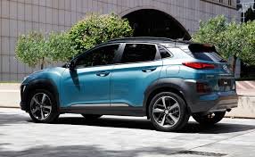 hyundai jeep 2017 new hyundai kona suv specs details photos by car magazine