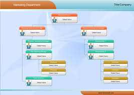 Organization Flow Chart Template Excel Create Professional Looking Organization Charts For Microsoft