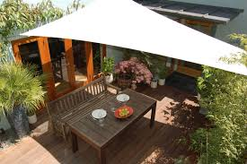 Wind Sail Patio Covers by Choosing A Retractable Awning U0027covering U0027 All The Options