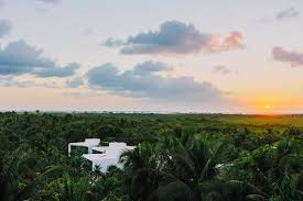 luxury hotel in tulum was once the property of pablo escobar
