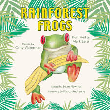 frog books rainforest frogs frog amphibian and environmental