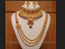 image gold necklace images Original gold jewelry gold necklace set manufacturer from nagaur jpg