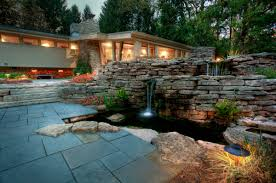 Home Lighting Design Pdf by 35 Sublime Koi Pond Designs And Water Garden Ideas For Modern Homes