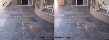 chandler arizona floor cleaning services desert tile grout care