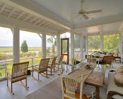 back porch designs porch traditional with ceiling fan wicker patio