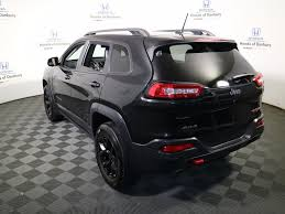 2014 jeep cherokee tires 2014 used jeep cherokee 4wd 4dr trailhawk at honda of danbury