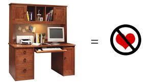 Modern Home Computer Desk 11 Modern Minimalist Computer Desks