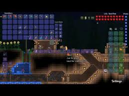 Terraria How To Make A Bed How To Make A Terraria Bed