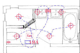 Light And Outlet Way Switch Wiring Diagram Electrical Style - Bathroom vanity light with outlet and switch