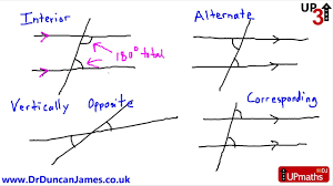 Definition Of Interior Angles Interior Alternate Vertically Opposite And Corresponding Angle