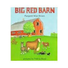 big red barn board by margaret wise brown target