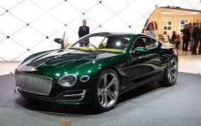 bentley sports car 2014 bentley exp 10 speed 6 wikipedia