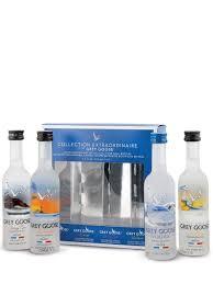 Grey Goose Gift Set Grey Goose Mini Flavour Pack 4x50 Ml Gift U2013 Grey Goose Sas