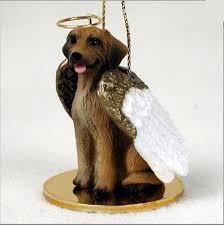 australian shepherd ornament rhodesian ridgeback dog figurine ornament angel statue hand painted