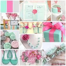 unique wedding colors unique wedding color palette mint and pink aprilchantel