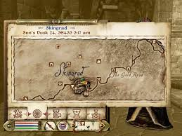 Elder Scrolls Map Image Oblivion Map Jpg Elder Scrolls Fandom Powered By Wikia