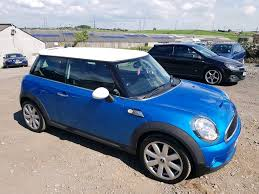2009 mini cooper s 1 6 turbo chilli pack 3 door hatchback blue 12