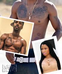 nicki minaj u0027s beau safaree samuels fuels split rumors with a