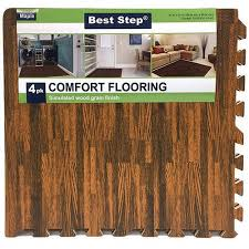 venture products best interlocking faux wood floor mats with