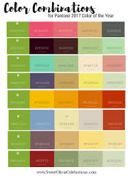 2017 Color Of The Year Pantone How To Use Pantone 2017 Color Of The Year Sweet Olivia Celebrations