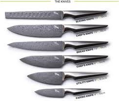 Japanese Style Kitchen Knives Kuroi Hana Knife Collection U2013 Japanese Steel By Edge Of Belgravia