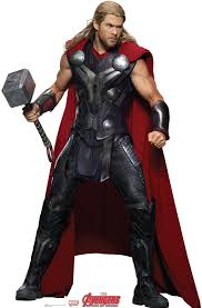 marvel avengers age of ultron thor standup 6 u0027 tall