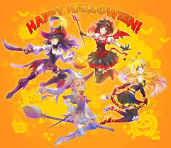 happy halloween image happy halloween rwby know your meme