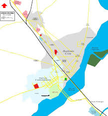 Map Of Indus River Jhelum Wikipedia