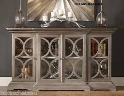brilliant silver console cabinet xl hollywood regency silver wood