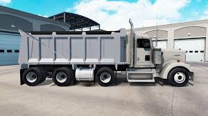 kenworth w900 model w900 dump for american truck simulator