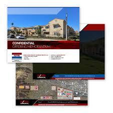 commercial real estate offering memorandums ml jordan