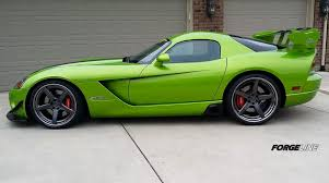 dodge viper owners love the forgeline ga3 6 wheel because it u0027s