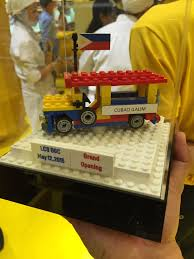 philippine jeepney philippine jeepney given during the certified lego store opening