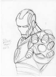 iron man coloring pages for kids id 28834 u2013 buzzerg