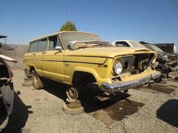 jeep wagoneer 1990 junkyard find 1976 jeep wagoneer the truth about cars