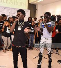 solo lucci rich homie quan by 8732 collection launch photos and images