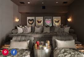 cozy movie room dream home pinterest movie rooms cozy and room