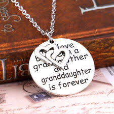 granddaughter jewelry granddaughter necklace ebay