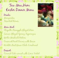 Great Easter Dinner Ideas Traditional Easter Dinner Menus And Great Dinner Ideas For Easter