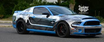 mustange shelby ford mustang shelby 1000 wide wrap carwrap community