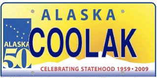 Ak Dmv Vanity Plates What U0027s Cool In Alaska