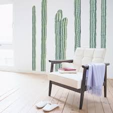 desert cacti wall decal trees beautiful and the o jays desert cacti wall decal