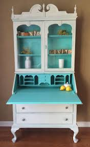 Tall Narrow Secretary Desk by 531 Best Painted Furniture Inspiration Images On Pinterest