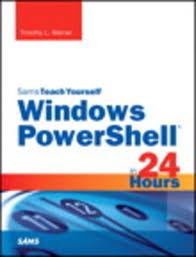 windows powershell in 24 hours sams teach yourself ebook by