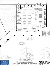 modern floorplans an average modern game store fabled