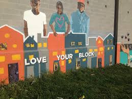 pastors seeking to rebuild sandtown winchest wbal radio 1090 am a mural on the wall of an arts center at the corner of pennsylvania avenue and