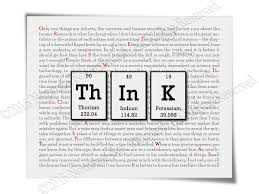 how is the modern periodic table organized think periodic table of elements typography art print elements