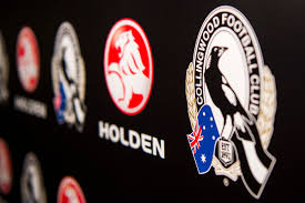 holden logo hugely unhappy u0027 holden reviewing sponsorship of collingwood over